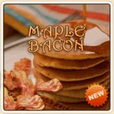 Getting this as a gift for someone with both a coffee AND breakfast addiction. Maple Bacon flavored coffee!