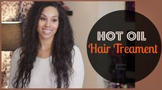 Hot Oil Treatment for Hair Growth & Dry Scalp