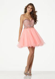 Court Dresses
