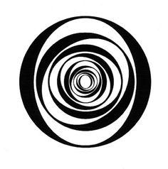 Design by Burton Kramer Ontario Educational Communications Authority 1971 identity