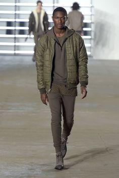 John Elliott Men's RTW Fall 2016 Fashion News, Mens Fashion, New York Mens, Mens Fall, Fall 2016, Military Jacket, Casual, Jackets, Collections