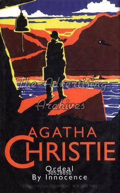 Original Agatha Christie Book Covers   Book Cover UK 1990s