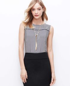 Pin for Later: 9 Style Tips For Girls With Small Busts Highlight Your Arms