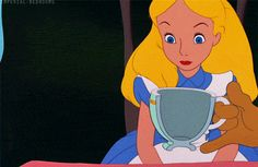 GIF - Alice In Wonderland