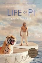 Life of Pi by Yann Martel is at once a realistic, rousing adventure and a meta-tale of survival that explores the redemptive power of storytelling and the transformative nature of fiction. It's a story, as one character puts it, to make you believe in God.