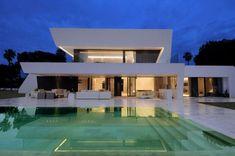La casa de A-Cero en la costa mediterránea - Perfecto Ambiente