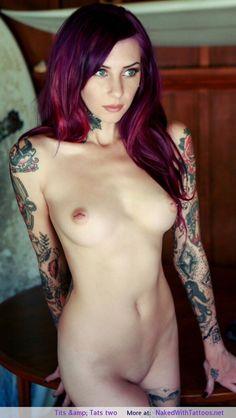 Tits Tats Two Sexy Tattoos For Girls Tattooed Girls Inked Girls Tattoos