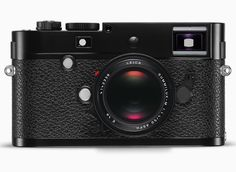 leica M-P type 240: the next generation of full frame rangefinder cameras - designboom | architecture