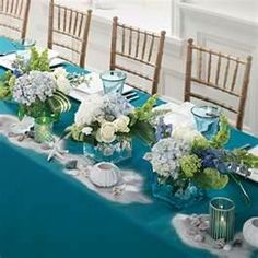 Image Search Results for blue green wedding