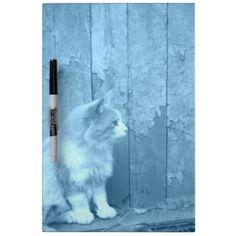 #Blue Sahara #Cat Dry erase board