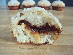 Flour Me With Love: Sweet Apple Butter Muffins