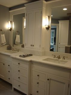 Falmouth Master Bath Remodel - traditional - bathroom - portland maine - Robin Amorello, CKD CAPS - Atmoscaper Design