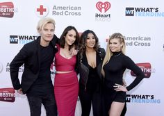 """Passing the Philanthropic Test: A+ to YouTube, iHeartMedia, and What's Trending """"BURBANK, CA - APRIL 20: Max Carver (L) and a guest attend What's Trending's Fourth Annu... http://losangelesentertainmentnews.com/passing-the-philanthropic-test-a-to-youtube-iheartmedia-and-whats-trending/"""
