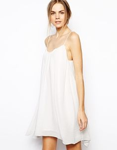 Image 1 ofJust Female Swing Cami Dress