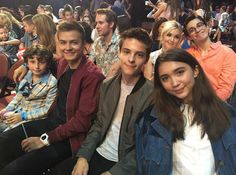 The cast of Girl Meets World, Dove Cameron, Laura Marano, Joey Bragg, Ross Lynch and Sofia Carson were some of the Disney stars that…