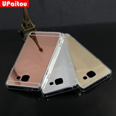 Luxury Mirror TPU Case for Samsung Galaxy A7 2016 6 A710F A710FD A710 Duos Back Cover Case Electroplating Soft Silicone Case