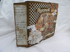 Erka kreatív világa Minden, My Works, Decorative Boxes, Scrapbook, Home Decor, Decoration Home, Room Decor, Scrapbooking, Home Interior Design