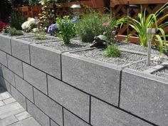 Tosa | Mauern | Produkte | Terrassenplatten, Pflastersteine, Gartenmauer, Stufen