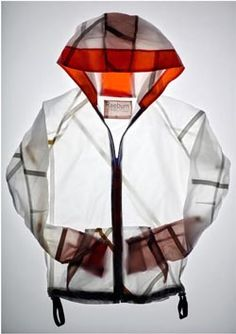 Jacket made with recycled parachute silk by Christopher Raeburn Sport Fashion, Fashion Outfits, Womens Fashion, Futuristic Costume, Christopher Raeburn, Gq Men, Textiles, Ethical Fashion, Street Wear