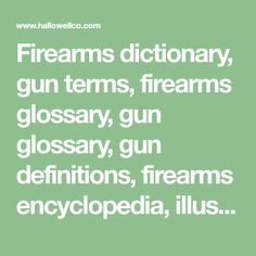 The four rules of firearm safety poster gun rights defend them firearms dictionary gun terms firearms glossary gun glossary gun definitions firearms fandeluxe Choice Image