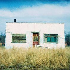 Rezzy Holga- Thoreau, NM