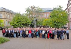 Astroteilchenphysik in Deutschland 2014 - Meeting of the Astroparticle Physics Community in Germany at KIT, Karlsruhe Scientists, Physics, Dolores Park, Germany, Community, Kit, Pictures, Travel, Wedding Ring