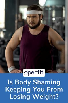 Body shaming is so common that it's a constant, nagging presence in many people's everyday lives. Is body shaming keeping you from losing weight? Weight Loss For Men, Weight Loss Before, Fast Weight Loss, Weight Loss Tips, Losing Weight, Fitness Motivation Quotes, Weight Loss Motivation, Fun Workouts, At Home Workouts