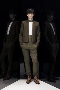 Balmain Fall 2014 Menswear Collection - Vogue