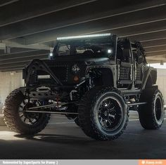 The Full Metal Jacket has to be the baddest jeep in existence. Built by Starwood Motors, a company responsible for some of the most talked about Jeep Wrangler conversions available today, the impressive Full Metal Jacket Jeep boasts a Pentast E90 Bmw, Automobile, Zombie Apocalypse Survival, Nuclear Apocalypse, Doomsday Survival, Badass Jeep, Full Metal Jacket, Pt Cruiser, Custom Jeep