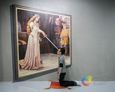 Interactive 3D Art Museum In Philippines Lets You Take A Step Into A Painting 4