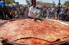 """""""New Mexico must have the folks at the Guinness Book of World Records on speed dial because 15 of the world's largest things are in-state."""" Great article listing 15 of the largest things in the Land of Enchantment."""