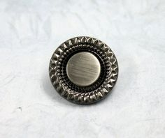 Items similar to Metal Buttons - Crown Gear Metal Buttons , Shiny Gunmetal Color , Shank , inch , 6 pcs on Etsy Thanks For The Gift, Decorative Borders, Shank Button, Red Button, Metal Buttons, Black Enamel, Gears, Denim Fashion, Accessories