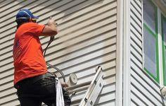Laissez votre revêtement extérieur exprimer une première impression durable Nos peintures extérieures exclusives sont la solution par excellence pour redonner leur aspect neuf aux revêtements extérieurs lesquels, avec le temps, se démodent, se ternissent et se décolorent. Qu'il s'agisse d'aluminium, de vinyle, de stuc, d'agrégat ou de brique, nous avons la solution. Le revêtement extérieur Lire la suite