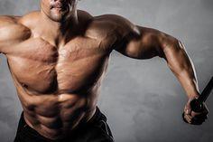 Bei den meisten Ausdauersportarten kommen die Muskeln im Oberkörper kaum zum Zug – zum Glück gibt's Krafttraining.