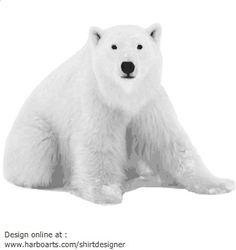 Polar-bear-vector-graphics