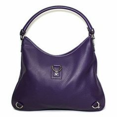 Gucci Deer Skin Hobo in Purple
