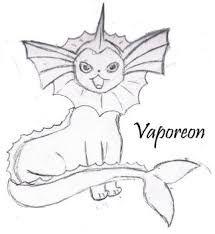 Bilderesultat for pokémon vaporeon