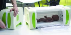 Low-cost, inflatable MOM Incubator designed to decrease the death rate of premature babies in refugee camps