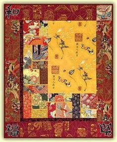 Image result for modern quilt pattern oriental