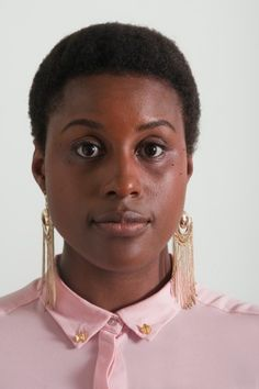 Why comedian Issa Rae is the coolest awkward girl around! Photos by Molly Cranna.