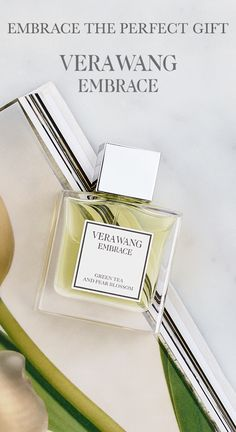 The Perfect Gift This Mother's Day - Give her a scent to remember this Mother's Day. Vera Wang Embrace Green Tea & Pear Blossom is a Fresh Floral. The opening blends Pear Blossom and crisp Green Tea. The heart blooms of Freesia, Peony, and Orange Blossom. The bottom wraps in Skin Musk and Sandalwood for eternal love. Layer this fragrance with the new fragrance mist for a sheer veil of fragrance throughout the day.