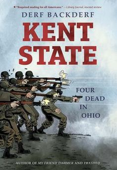 On May 4, 1970, the Ohio National Guard gunned down unarmed college students protesting the Vietnam War at Kent State University. In a deadly barrage of 67 shots, 4 students were killed and 9 shot and wounded. It was the day America turned guns on its own children - a shocking event burned into our national memory. A few days prior, 10-year-old Derf Backderf saw those same Guardsmen patrolling his nearby hometown, sent in by the governor to crush a trucker strike. Using the journalism skills...