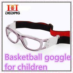 Childrens Fashion Sports Glasses Soccer Basketball Goggle Esportes ao ar Livre Oculos de Protecao Basquete Para Criancas DD0250