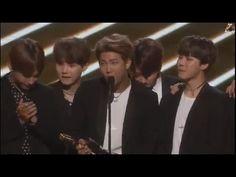BTS (방탄소년단) Win @Billboard Music Awards 2017