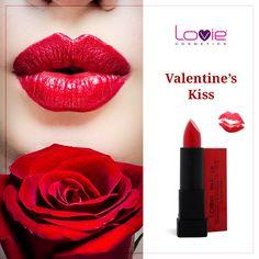 Lipstick, Valentines, Cosmetics, Beauty, Amor, Valentine's Day Diy, Beleza, Beauty Products, Lipsticks