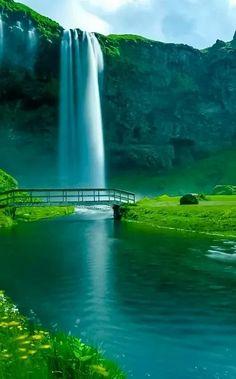 waterfall - SPECTACULAR & SO BEAUTIFUL!!