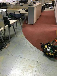 The floor in Slough Berkshire