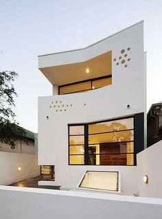 The Prahran House by Nervegna Reed Makes You Turn Plenty of Corners trendhunter.com