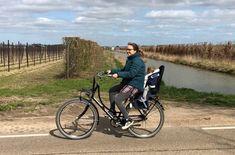 Reis mee! slinger • Juf Maike - tips voor de ontwikkeling Kindergarten Reading, Bicycle, Tips, Letters, Bike, Bicycle Kick, Bicycles, Letter, Lettering