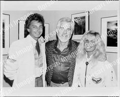 Barry Manilow Singer with Kenny Rogers